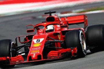 Prohibidos espejos retrovisores Ferrari por la FIA